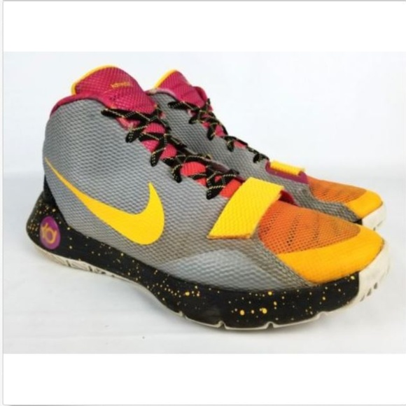 factory price 5ff7e 24d5b Nike KD Trey 5 III LMTD Orange Shoe Sneaker. M 5b47e3122e1478d512979519